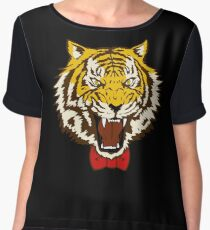 Yurio Tiger - highest quality for cosplay Chiffon Top