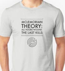 Theory of a Mad Man- John B Mclemore  T-Shirt