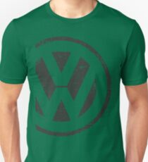 Volkswagen Logo Old School T-Shirt