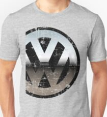 Volkswagen Chrome Unisex T-Shirt