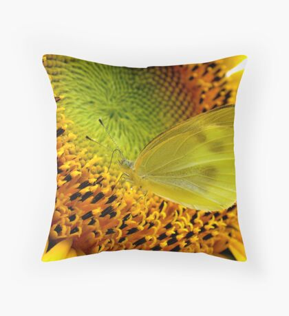 Nectar Paradise Throw Pillow