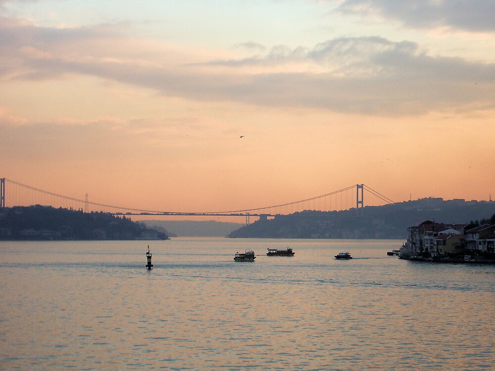 Istanbul 3 by Andy Carleton