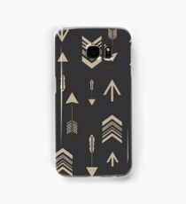 LulaRoe Arrows - Black Samsung Galaxy Case/Skin