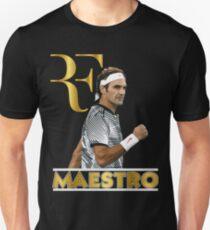 Roger Federer Maestro 2 Unisex T-Shirt