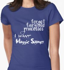 Forget fairytale princesses, I want Maggie Sawyer T-Shirt