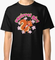 Squirrel Girl Classic T-Shirt