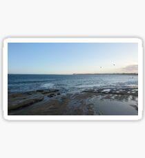 Beaches of Australia - Lennox Sticker