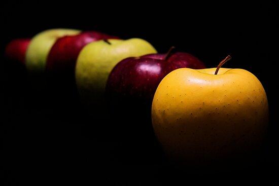 Apples by jerry  alcantara
