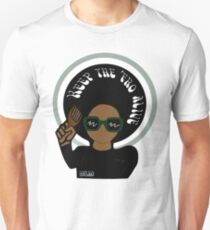 Keep The Fro Alive Unisex T-Shirt