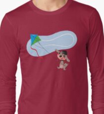 Bunny with Kite2 T-Shirt