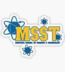 Midtown School of Science & Technology Sticker