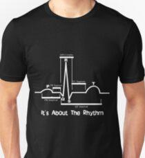 Cardiac ST Segment Unisex T-Shirt