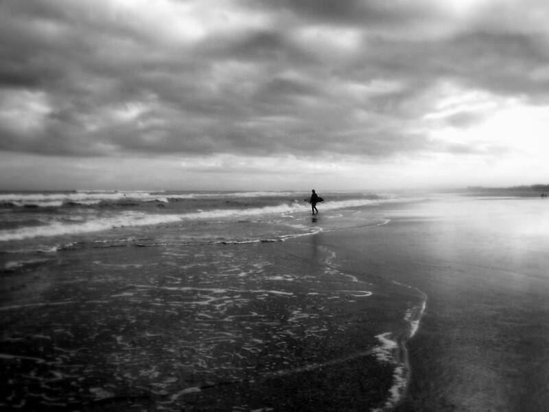 Dark Surfer by garain