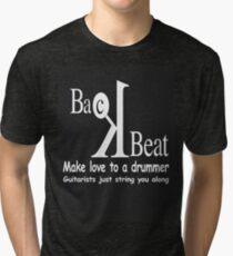 Backbeat III Tri-blend T-Shirt