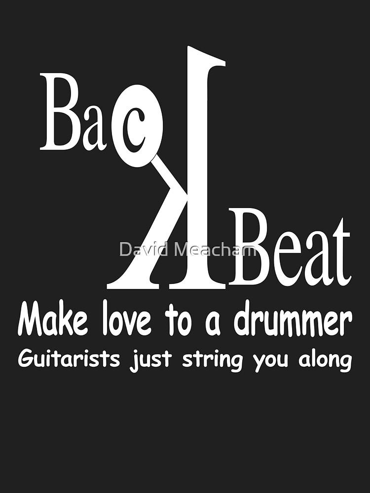 Backbeat III by Meach