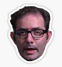 Stumbling Jeff Kaplan Overwatch Team Sticker