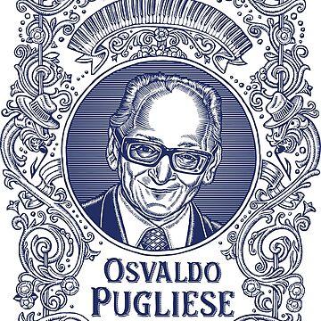 Osvaldo Pugliese (in blue) by LisaHaney