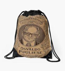 Osvaldo Pugliese (in brown) Drawstring Bag