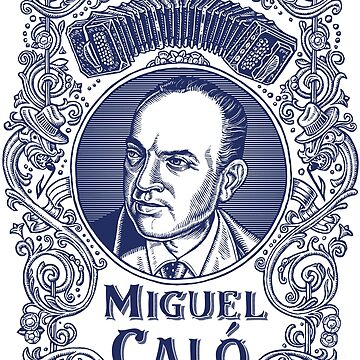 Miguel Caló (in blue) by LisaHaney