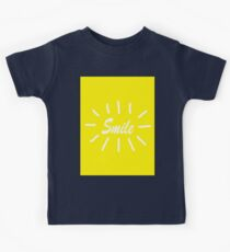 Typography: Smile Kids Tee