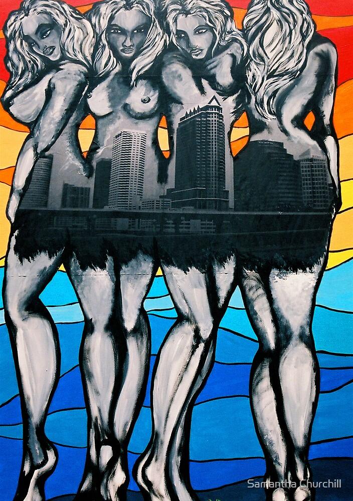 Tampa Women   by Samantha Churchill