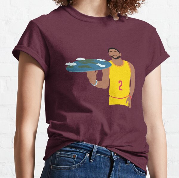 Kyrie Irving Flat Earth Classic T-Shirt