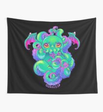 Cthulhu Tentacles Wall Tapestry