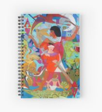 Ace of My Heart Spiral Notebook