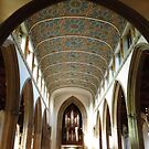 The Nave, Chelmsford Cathedral by wiggyofipswich
