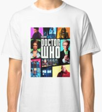 Doctor Who Series 10 Classic T-Shirt