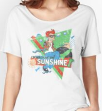 Walking on Sunshine Women's Relaxed Fit T-Shirt