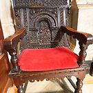 Medieval Chair by wiggyofipswich