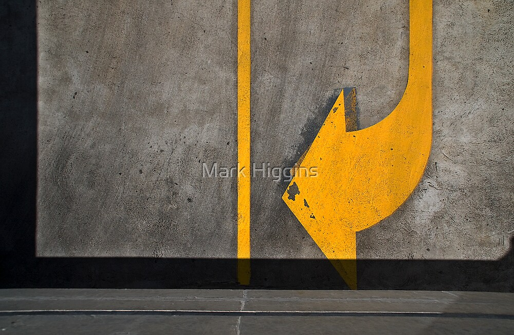 turn yellow by Mark Higgins
