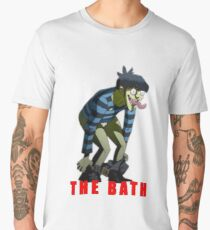Gorillaz Murdoc - The Bath Men's Premium T-Shirt