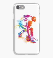 Basketball Passion iPhone Case/Skin