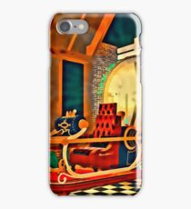 The Time Machine iPhone Case/Skin