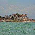 Elmina Castle, Slave Fort, Ghana, West Africa by Remo Kurka