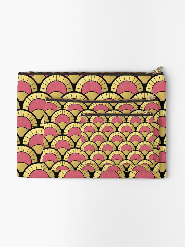 Alternate view of All The Gatsby You Need Zipper Pouch