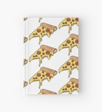 Pizza Hardcover Journal