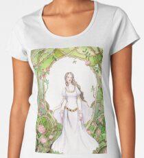 Briar Rose Women's Premium T-Shirt