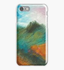 Above Langdale painting iPhone Case/Skin