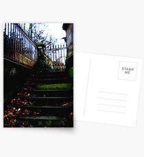 Railings Postcards