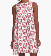 Guar Love A-Line Dress