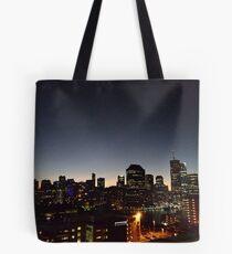Brisbane at Night Tote Bag