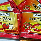 Shito.. not shit.... Very Hot pepper Sauce from Ghana, West Africa by Remo Kurka