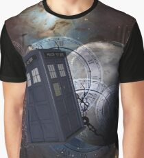 Time Flight 2 Graphic T-Shirt