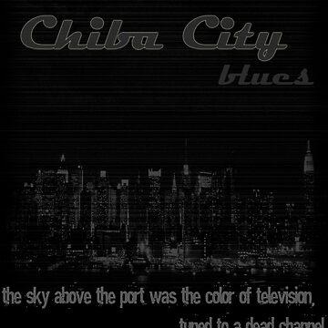 chiba city blues by digitalcoma