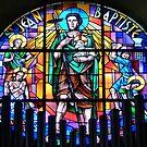St Jean Baptiste by Trish Meyer