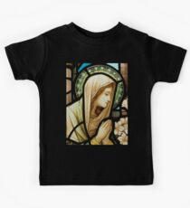 The Virgin Mary Kids Clothes