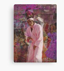 INSPIERD BY song Yamborghini High  Canvas Print